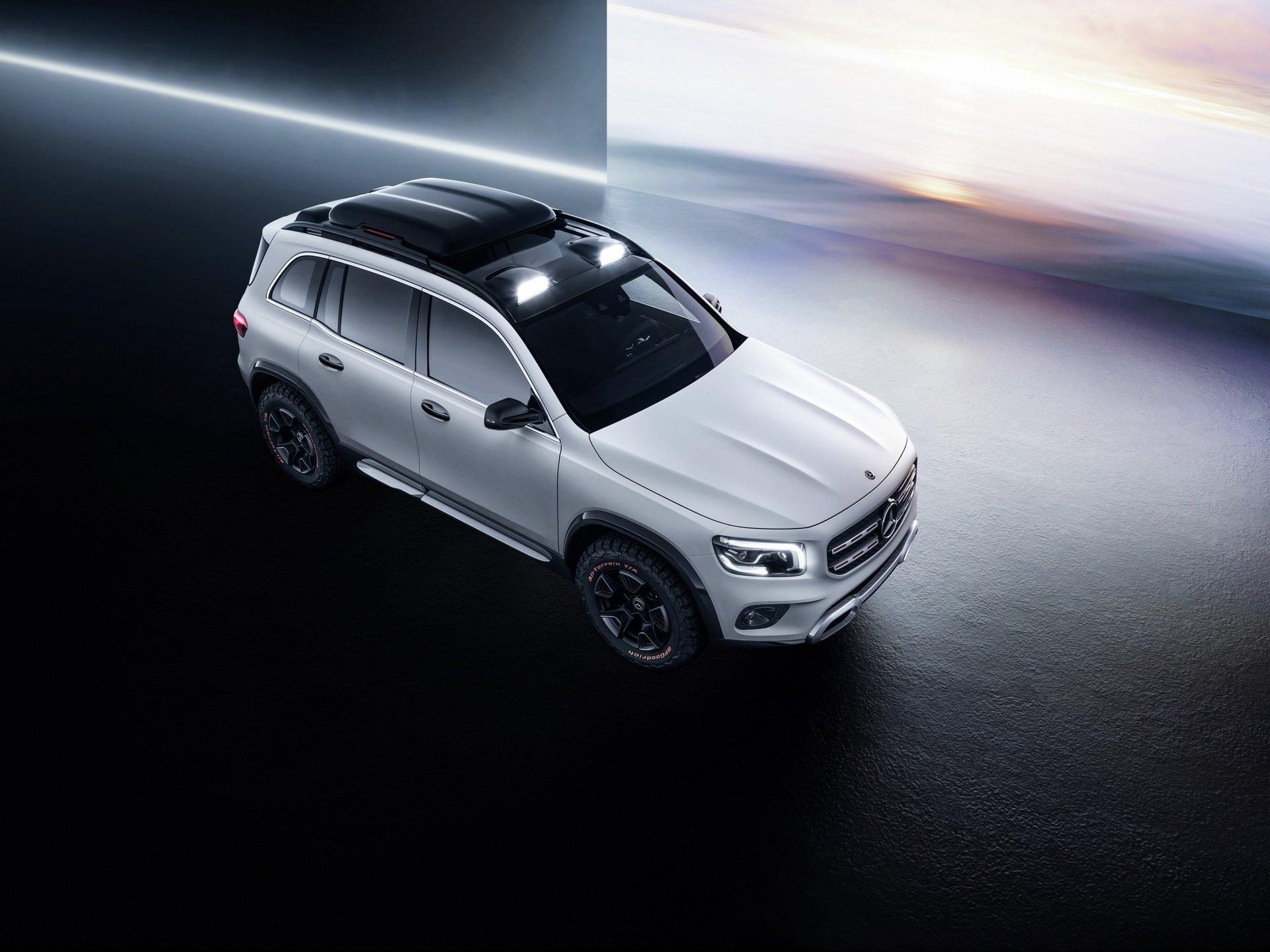Conceptul Mercedes-Benz GLB (1)