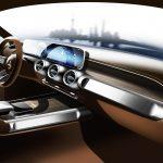 Conceptul Mercedes-Benz GLB