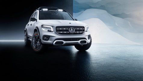 Unde va fi construit noul SUV de lux de la Mercedes, GLB?