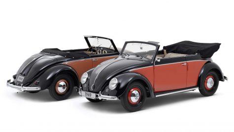 Volkswagen la cel mai mare târg de maşini clasice