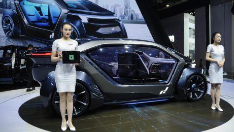 Primele imagini de la Auto Shanghai 2019