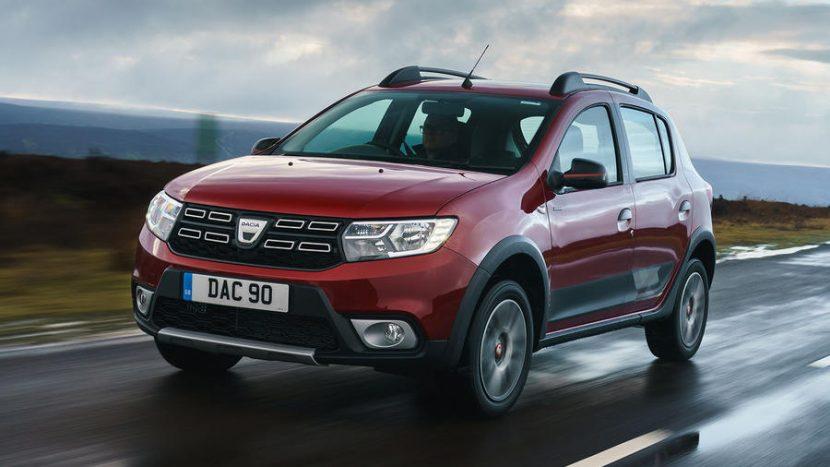 Dacia Sandero Stepway Techroad (1)