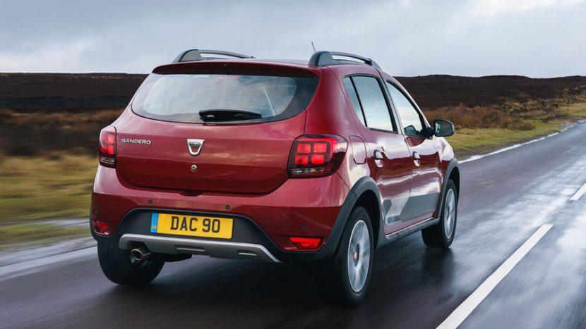 Dacia Sandero Stepway Techroad (2)