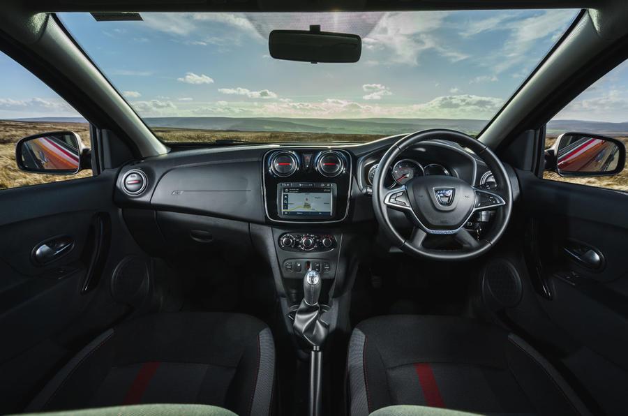 Dacia Sandero Stepway Techroad (4)