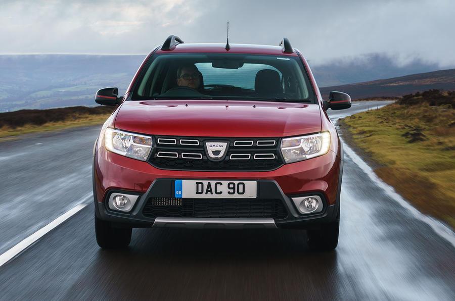 Dacia Sandero Stepway Techroad (5)