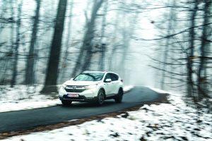 Honda CR-V Hibrid