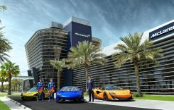 Casă nouă pentru McLaren Automotive