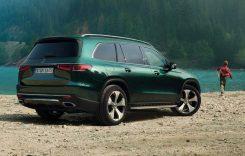 Mercedes-Benz GLS, cel mai mare SUV al companiei, a scăpat pe internet