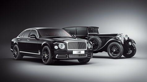 Bentley aniversează centenarul la Shanghai