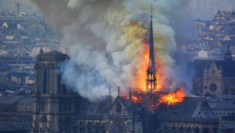 Nissan donează pentru repararea catedralei Notre Dame