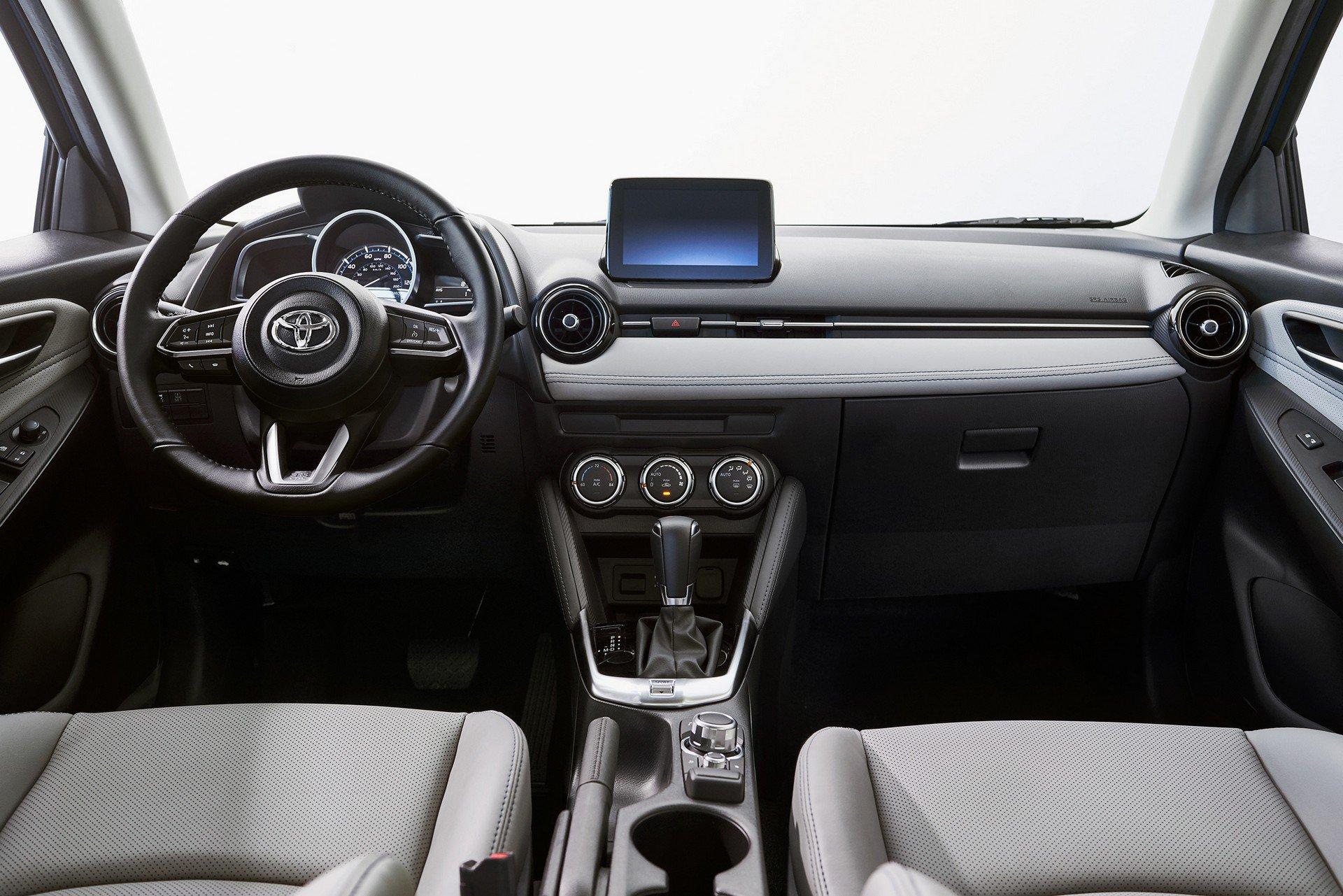 Noua Toyota Yaris (5)