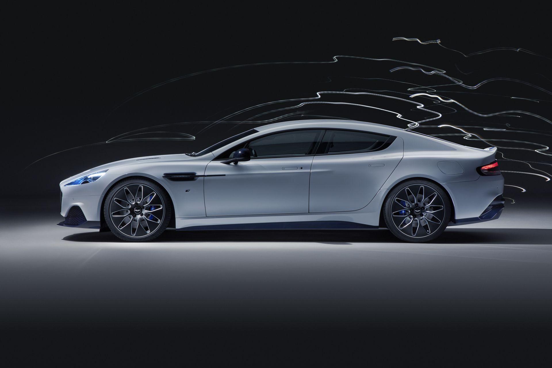 Noul Aston Martin Rapide E