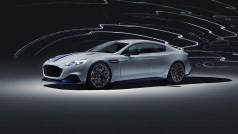 Aston Martin vrea să crească numărul de modele electrificate din gamă