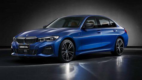 Un BMW doar pentru chinezi!