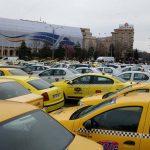 Taximetriștii au aruncat cu ouă în șoferi în Piața Victoriei. Ce pedeapsă primesc?