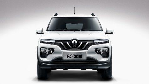 Shanghai 2019. Noul Renault City K-ZE – Informații și fotografii oficiale