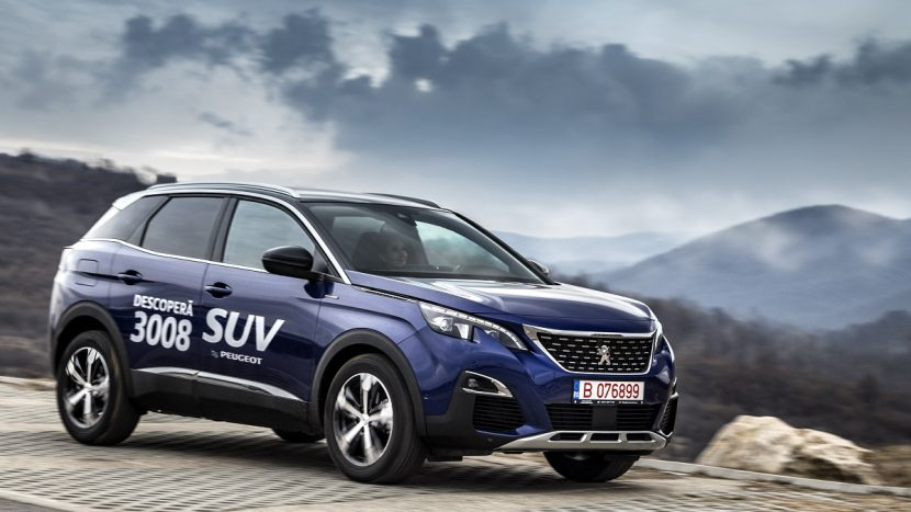 Test drive Peugeot 3008 PureTech 180 EAT8 GT Line - Boutique (19)