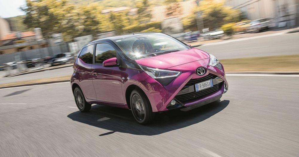 Toyota Aygo Rabla 2019