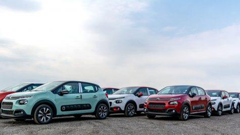 Livrare record pe piața auto din România