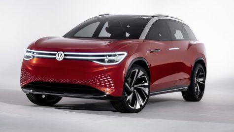Volkswagen ID Roomzz: versiunea de serie va fi dedicată pieței din China
