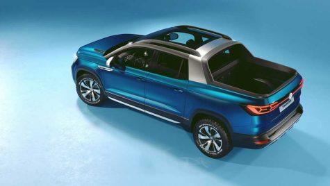 Noul pick-up VW va avea un preț la nivel de Dacia Duster. Când poți să-l cumperi