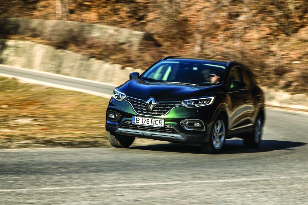 test comparativ Renault Kadjar TCe160