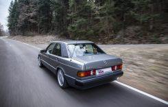 Suspensie KW Classic pentru Mercedes-Benz 190 (W201)