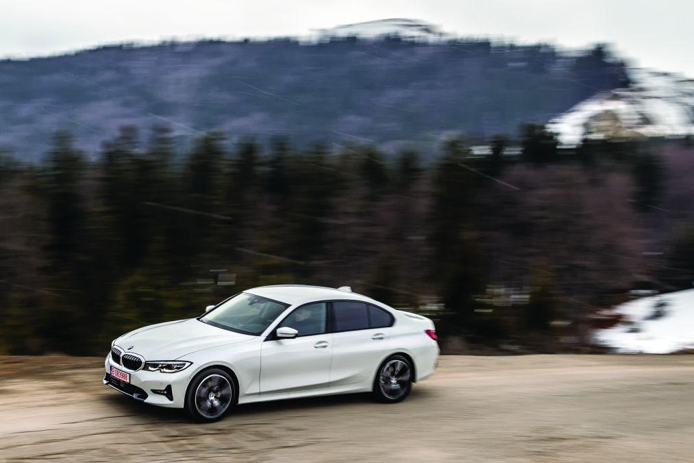 test drive BMW 320 d xDrive 2019