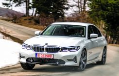 Test drive BMW 320d xDrive Automatic 2019