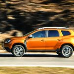 Dacia Duster cu motor de Mercedes poate fi comandată și cu tracțiune integrală. Cât costă?