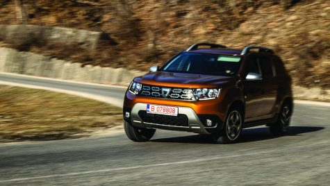 Ce este Dacia Duster connected by Orange și cât costă?