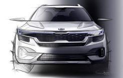 Un nou SUV Kia. Primele imagini cu interiorul