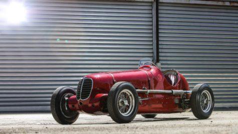 80 de ani de la victoria modelului Maserati Tipo 6CM în Targa Florio