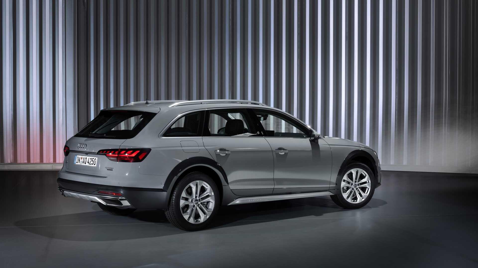 Audi A4 facelift (15)