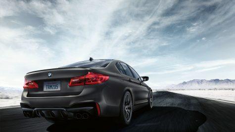 Noul BMW M5 Edition 35 Years – Informații și fotografii oficiale
