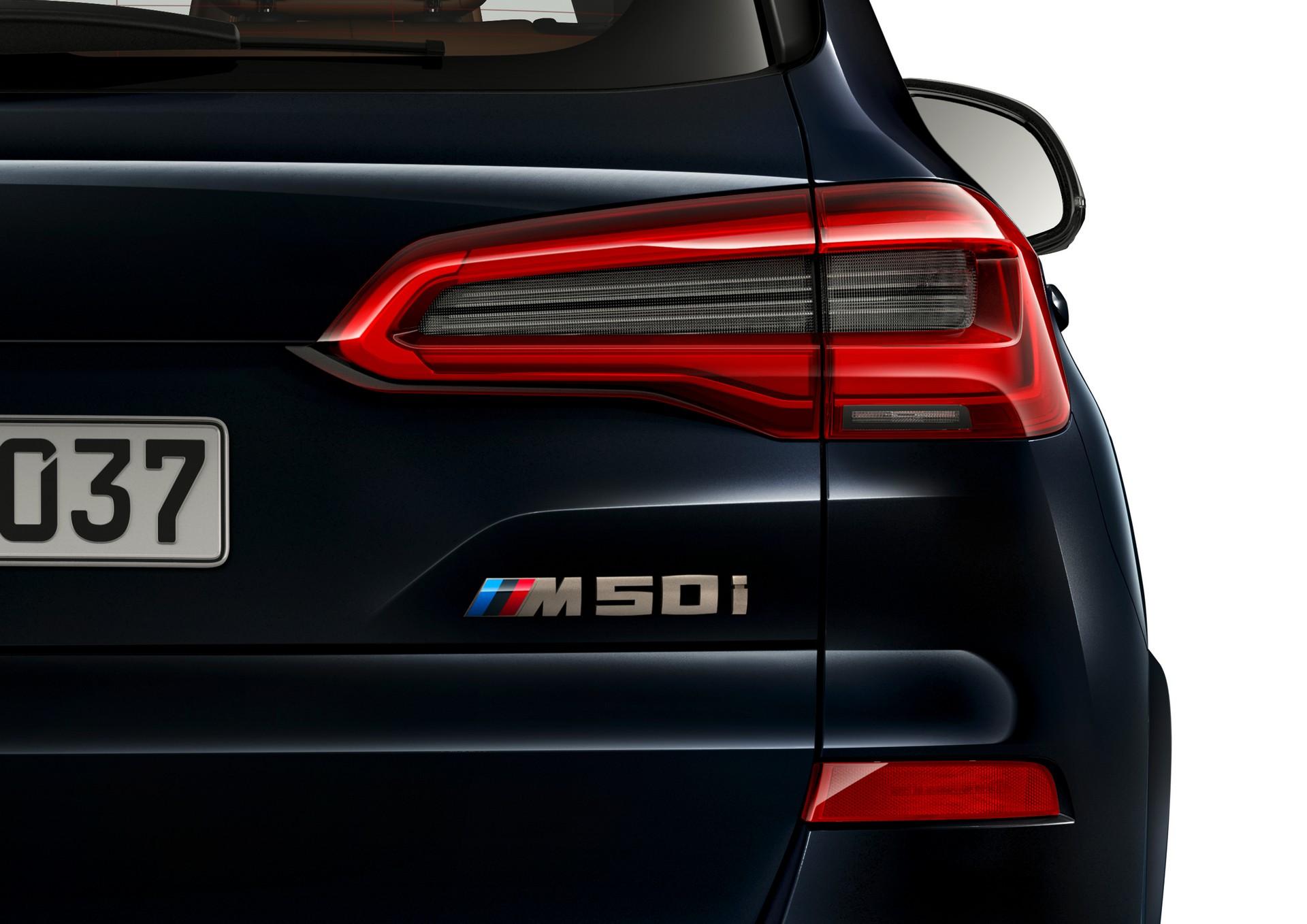 BMW X5 și X7 M50i (1)