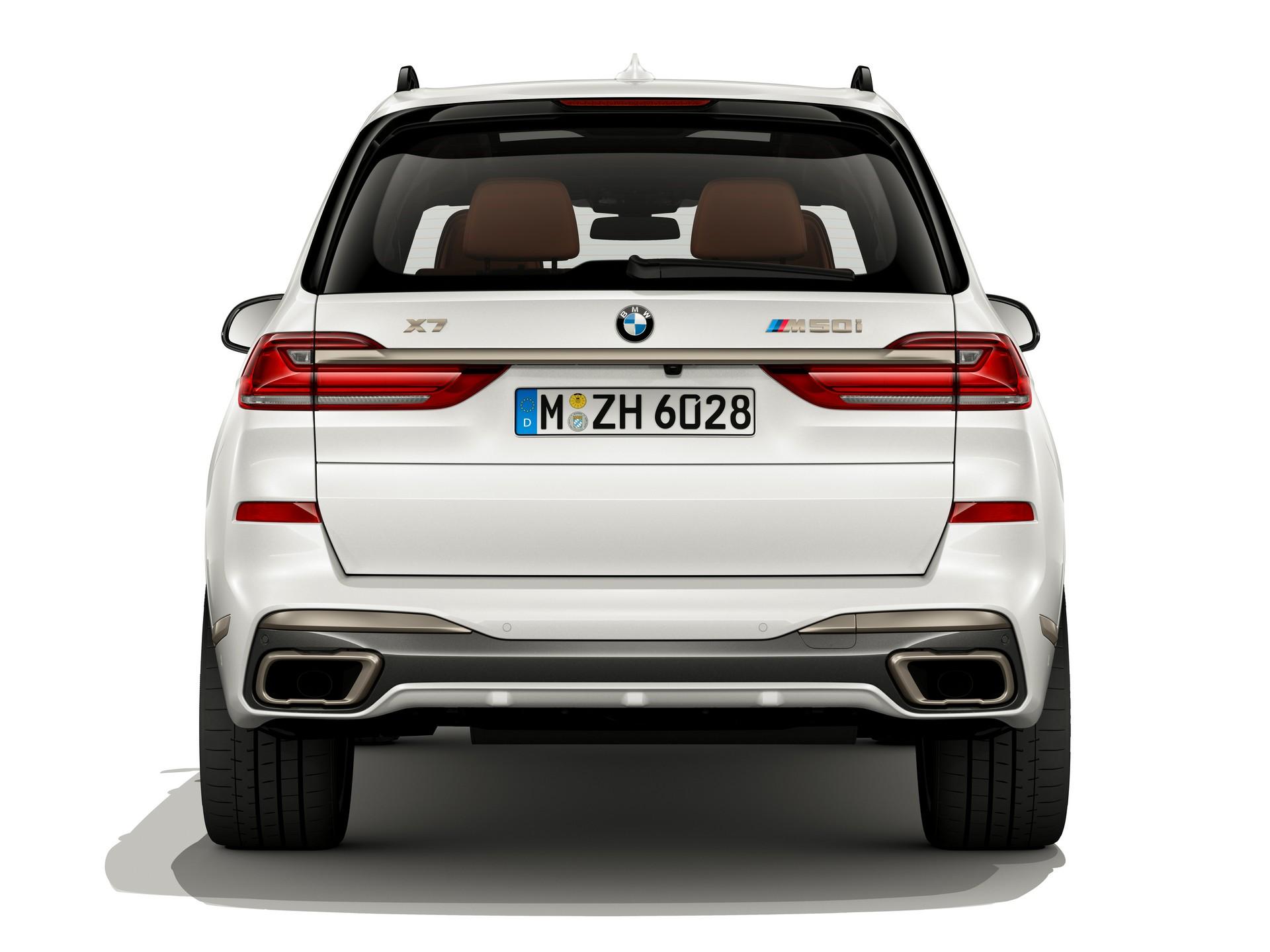 BMW X5 și X7 M50i (2)