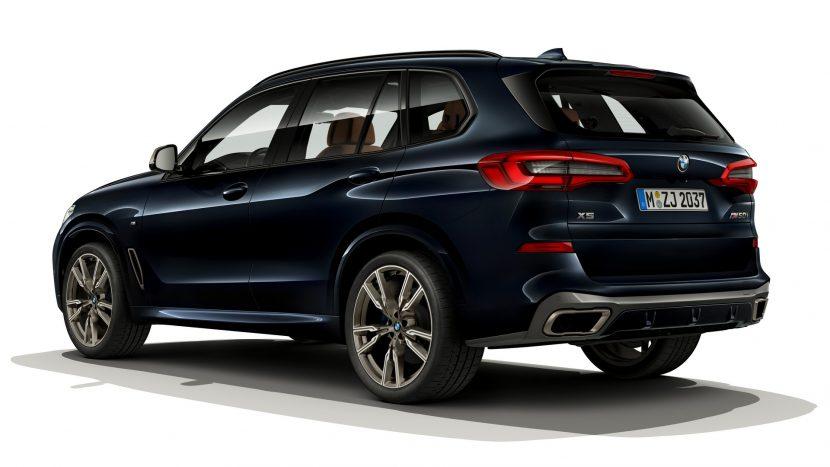 BMW X5 și X7 M50i (3)