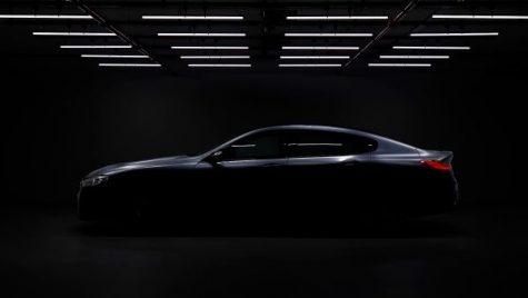 BMW lucrează la Seria 8 Gran Coupé. Când va ajunge în showroom?