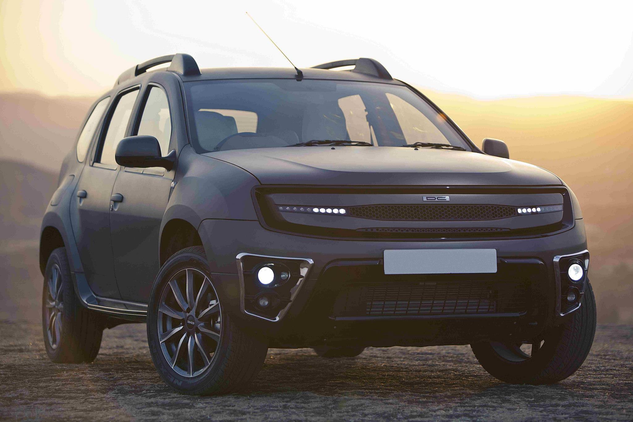 Dacia Duster de lux