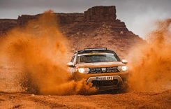 Dacia Duster în deșert. Cum se descurcă în off-road extrem?
