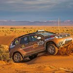 Dacia Duster in desert Autocar.co (9)