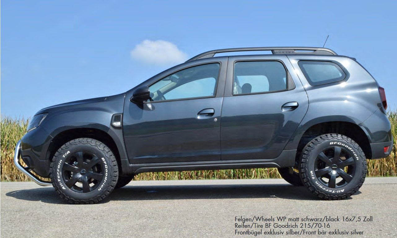 Dacia Duster off-road (2)