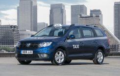 Dacia Logan MCV se bate cu taxiurile clasice în Londra