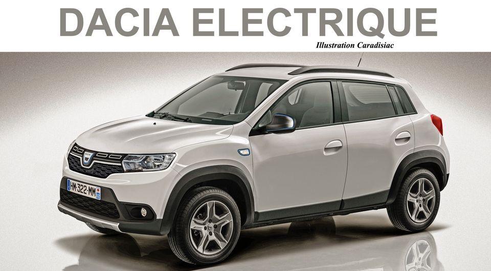 Dacia electrica