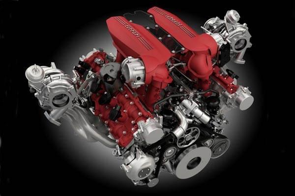 Ferrari Motorul Anului