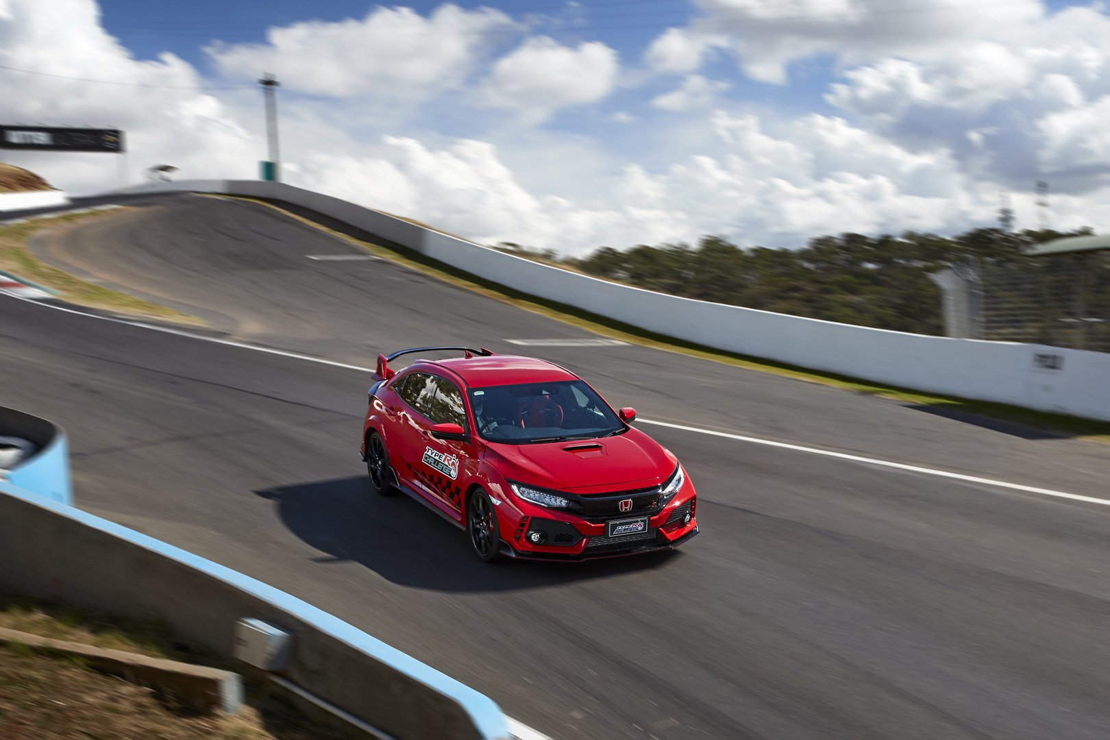 Honda Civic Type R Jenson Button Australia (4)