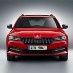 Noua Skoda Superb facelift (18)