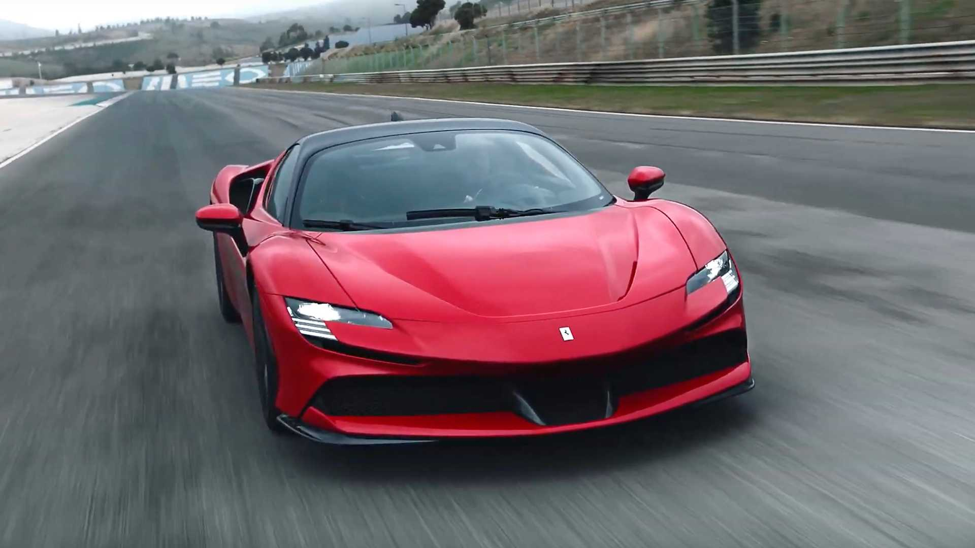 Noul Ferrari SF90 Stradale - Informații și fotografii oficiale (19)