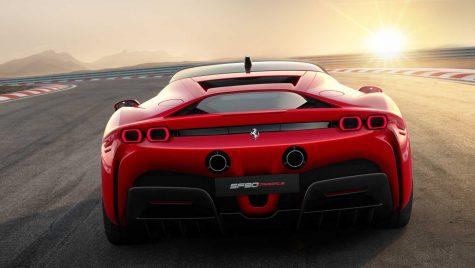 Noul Ferrari SF90 Stradale – Informații și fotografii oficiale